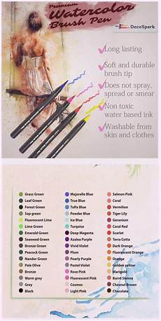 handwriting worksheets 15514 pin by wedding crafts on repins watercolor brushes watercolor brush pen brush pen