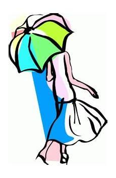 Gratis Malvorlagen Regenschirm Frau Mit Regenschirm 2 Ausmalbild Malvorlage Gemischt