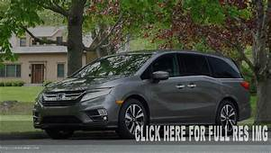 2019 Honda Odyssey Touring News Prices Pictures
