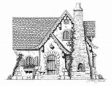 fairy tale cottage house plans storybook house google search storybook house plan