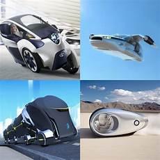 12 Concepts Pour Le Transport Du Futur