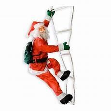 świąteczny łaj 240 cm na świecącej drabinie dom