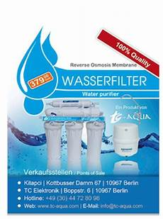 umkehrosmose wasserfilter test eckventil waschmaschine