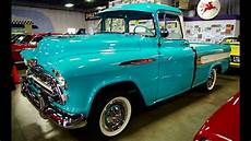 chevrolet up 1957 chevrolet cameo 283 v8 4 bbl four speed