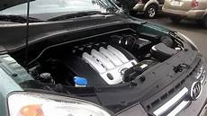 Kia Sportage Motor - 2006 kia sportage v6 royal jade green stock 606619