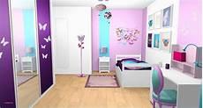 chambre fille violet chambre fille blanc et chambre de fille aux murs gris