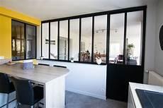 cloison vitrée cuisine verri 232 re cuisine cloison verri 232 re sur mesure verriere
