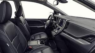 2020 Toyota Sienna Limited Premium Is One Luxury Minivan