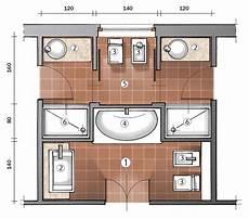 progetto bagno ricavare due bagni da uno cose di casa