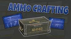 ammo crafting fortnite battle royale ideas youtube