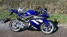 Yamaha Yzf R125 Review