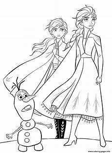 print and elsa and olaf coloring pages elsa