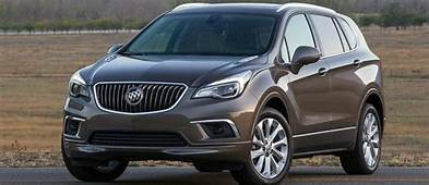 2016 Buick Envision Review Photos Price Colors MPG