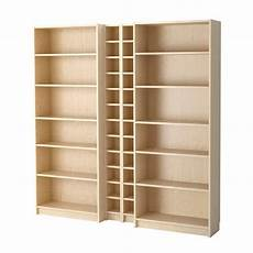 billy gnedby bookcase birch veneer ikea