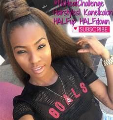 How To Style Kanekalon Hair protective hairstyles using kanekalon hair