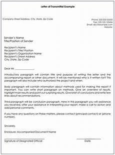 10 letter of transmittal templates word excel pdf