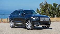 2016 volvo xc90 t6 and t8 inscription review with the all