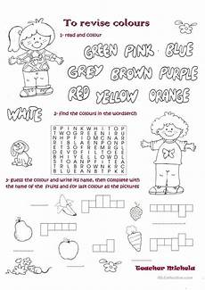 colors worksheets isl collective 12728 to revise colours colours activities teaching