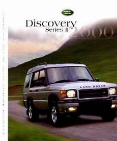 best auto repair manual 2000 land rover discovery interior lighting 2000 land rover discovery ii sales brochure literature dealer advertisement nos ebay