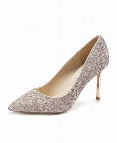 Cheap Silver High Heels For Wedding