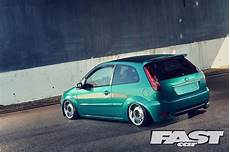 Modified Ford Mk6 Fast Car