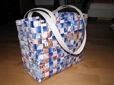 Bastelnixe Wannseenixe Tetra Pak Tasche Aus Milcht 252 Ten