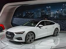 2019 Audi A7 Makes Auto Show Debut  Kelley Blue Book With