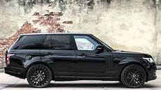 dia show tuning range rover vogue rs edition by kahn