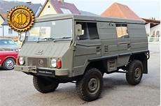 1977 Steyr Puch Pinzgauer 710k 4x4 For Sale Car And Classic