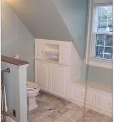 Sloped Ceiling Attic Bathroom Ideas by Attic Bathrooms With Sloped Ceilings Sloped Ceiling