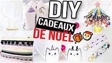 Diy Cadeau De Noel Diy Noel 6 Idees Cadeaux Pour Toute La Famille Facile