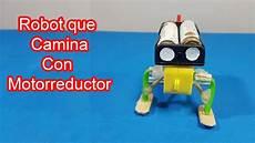 c 243 mo hacer robot que camina robot f 225 cil de hacer con m doovi
