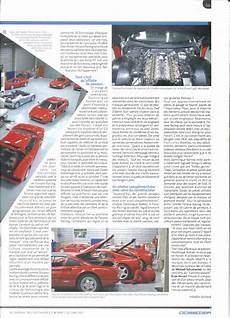 le journal de l automobile juin 2007 fiorano racing