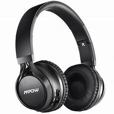 mpow thor bluetooth headphones ear foldable