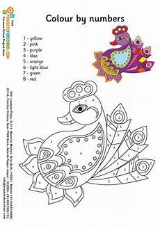 kids science projects rangoli worksheet 2 free download