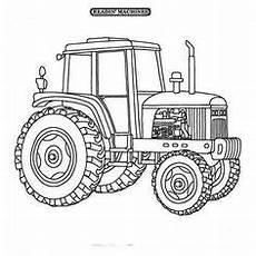 Malvorlagen Auto Farmer Traktor Ausmalbilder 07 Ausmalbilder Traktor