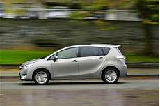 neuer toyota verso 2017 toyota verso 1 6 d 4d trend 5d road test parkers