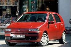 Sieben Neue Ausstattungslinien F 252 R Den Fiat Punto Archiv