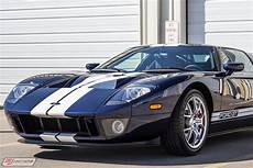 2006 ford gt original price used 2006 ford gt midnight blue 4 option ford gt gt40 for