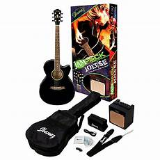 Ibanez Ijae5 Jack Jolt Se Acoustic Electric Guitar Pack