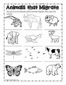 animal migration worksheets 14057 animals that migrate which animals hibernate hibernation activities hibernation preschool crafts