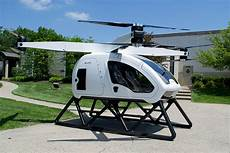 interest is high for workhorse personal electric helicopter