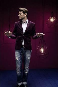 la veste prune dandy et inventive veste bordeaux homme