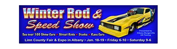 Winter Rod And Speed Show