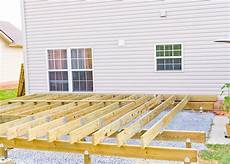 can a do it yourself timber deck be built in just one weekend