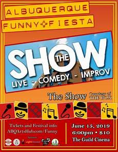 the show short form improv comedy at guild cinema albuquerque