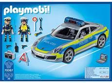 porsche 911 4s polizei city playmobil 174 70067