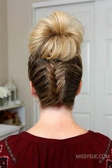 3 fishtail braid hairstyles sue