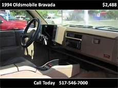 accident recorder 1994 oldsmobile bravada auto manual 1994 oldsmobile bravada problems online manuals and repair information