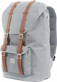 herschel america backpack grey